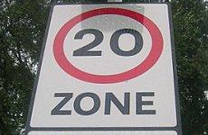Ken Wants 20mph speed limit for London.