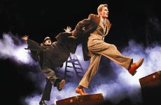 West End Theatre Ticket Sales on the Rise.