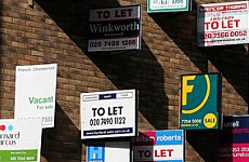 Estate Agent Boards Banned in West London.