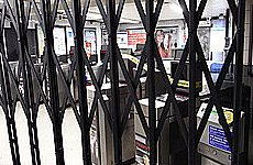 Tube Workers to Vote on Industrial Action Over Pay.