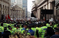 Police Now Admit Undercover Cops Were at Fatal G20 Demo.