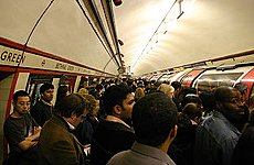 Tube could be Death Trap at the London Olympics, Says Bob Crow.