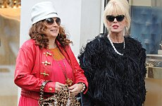 Absolutely Fabulous: The Movie.