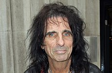 Alice Cooper to join the cast of Rock of Ages in London tonight?