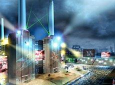Battersea Power Station Given Motorbike Energy Boost.