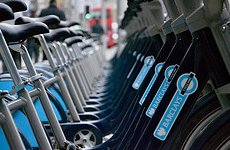Hire Bikes Go East and Date is set for Expansion into Olympic Park.