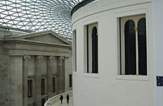 British Museum Tops London Tourist Charts.