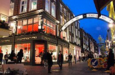 Carnaby Street Fashions 50 Year Birthday Party