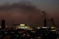 London Fire Brigade Start Probe into Immigration Office Blaze.