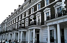London Super Rich Enjoy New Property Boom.