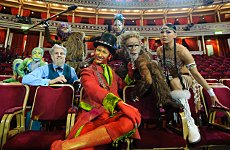 Cirque du Soleil's Totem Takes Human Evolution to the Royal Albert Hall