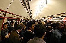 Let Us Off! Londoners Reveal Tube Travel Pet Hates.