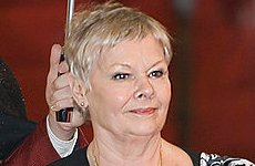 Judi Dench Voted the 'Greatest Stage Actor of All Time'.