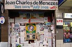 Jean Charles de Menezes Memorial Agreed for Stockwell Tube Station.