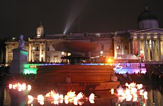 Diwali to Light Up Trafalgar Square.