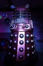 Doctor Who costumes incl. Daleks for sale.