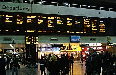 London Rail Commuters Handed 11% January Fare Rise.