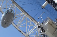 London Eye's Pods to Get TVs and Go Low Carbon