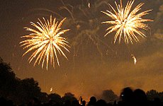 Fireworks Night Twice Over as Diwali Lights Up Guy Fawkes.