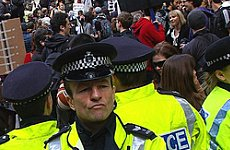 Met Chiefs Won't Take Blame for G20 Police Violence.