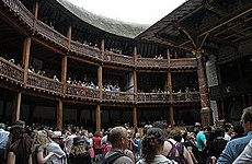 All the Globe is a Stage for World Shakespeare Festival.