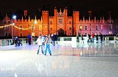 Henrys Skate Free At Hampton Court Palace