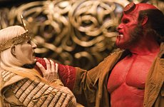 Somerset House to Screen Hellboy II.