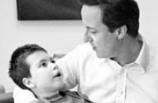 David Cameron Mourns Death of Son, Aged Six.