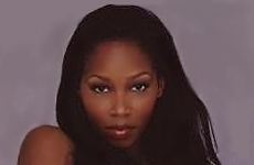 Jamelia. Picture from the cover of Superstar: the Hits