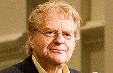 Jerry Springer Brings Chicago to Leicester Square at West End LIVE.