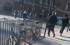 Blockade of King's Cross Station Planned in Protest at Rising Cyclist Death Toll