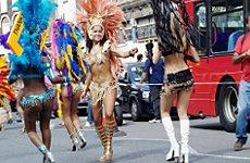 London's Latin Quarter Tops 100,000 People.
