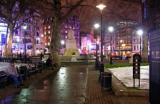 Revamp for Leicester Square.