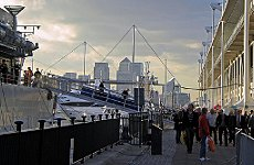 X Factor Duo to Open London Boat Show
