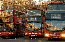 'Formula One' double-decker buses to use London as a test track