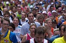 London Marathon to Break Half Billion Pound Charity Barrier