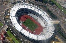 West Ham v. Leyton Orient for the Olympic Stadium.