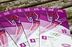 London Olympics: Hundreds of Thousands of Extra Tickets to Go on Sale