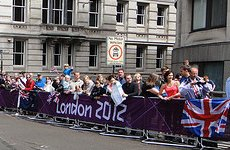 London Olympics: Team GB Victory Parade Planned for 10 September.