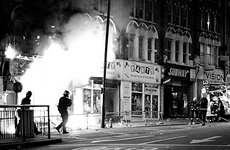 London Riots Take Centre Stage at Tricycle Theatre.