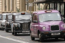 London taxis voted best in the world for sixth year in a row; London passengers