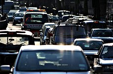 London's Roads Get Less Congested, Says TomTom Survey.