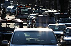 London Claims Most Traffic Congested City in Europe Prize.Comgestion