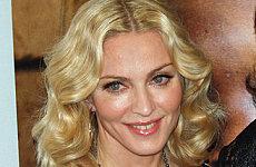 Madonna in London for Adoption Breakthrough.