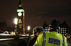 Big Drop in Crime Rate for London and Rest of Britain.
