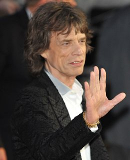 Mick Jagger Puts the Boot into Boris Johnson