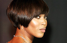 Naomi Campbell to Give Up Modelling