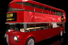 James Bond Helps Routemaster Only Live Twice.
