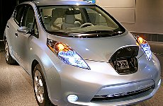 London to Get Electric Car Re-Charge Network by 2011.