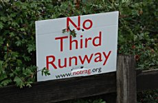 Heathrow: Gordon Brown Eyes Third Runway U-Turn.